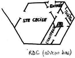 Plan St Martin RDC
