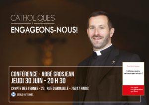 Affiche 30 juin Paris